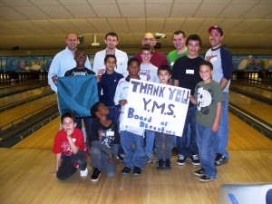 bowling board photo