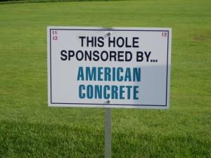 z hole american concrete