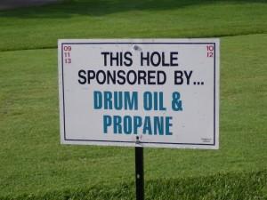 z hole drum oil & propane