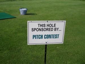 z hole pitch contest